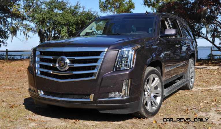 2015 Cadillac Escalade Luxury AWD 49