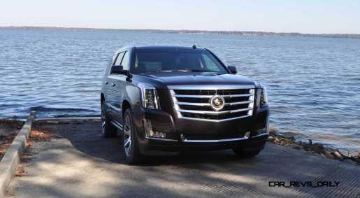 2015 Cadillac Escalade Luxury AWD 54