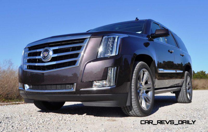 2015 Cadillac Escalade Luxury AWD 64