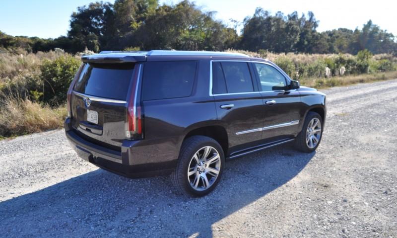2015 Cadillac Escalade Luxury AWD 70
