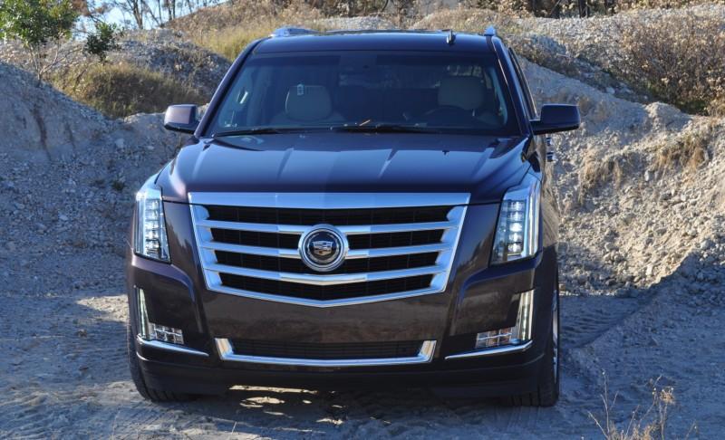 2015 Cadillac Escalade Luxury AWD 87