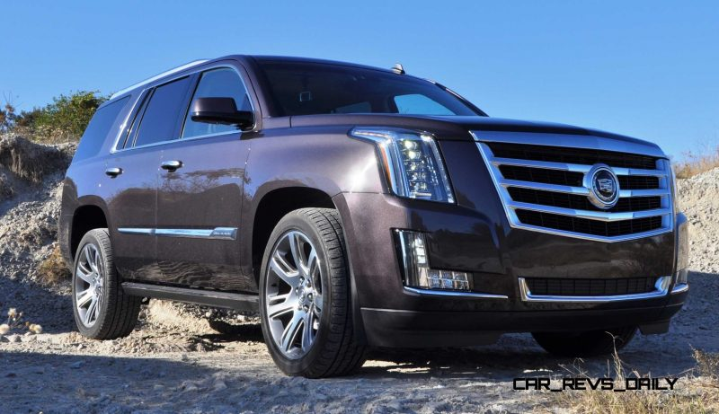 2015 Cadillac Escalade Luxury AWD 91