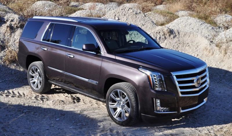 2015 Cadillac Escalade Luxury AWD 92
