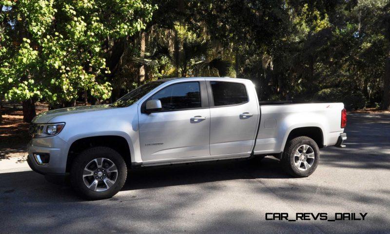 2015 Chevrolet Colorado Z71 7