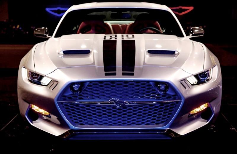 2015 FISKER Rocket Mustang 10