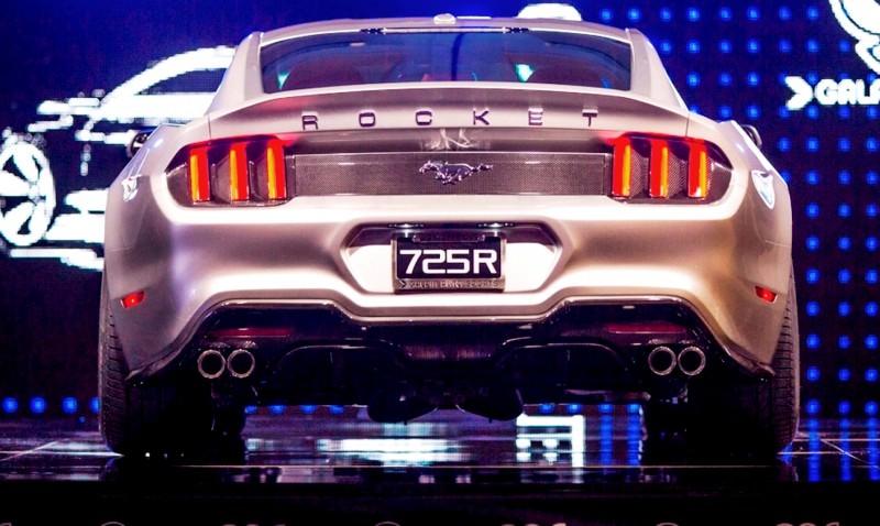 2015 FISKER Rocket Mustang 15