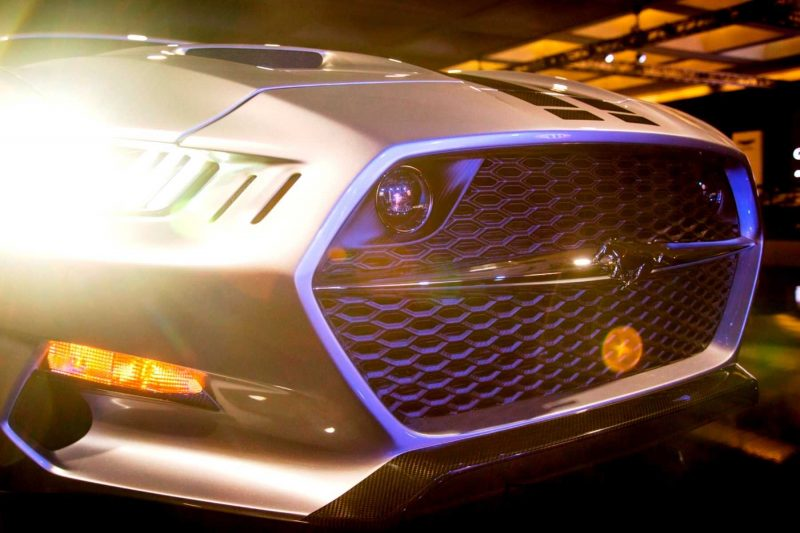 2015 FISKER Rocket Mustang 8