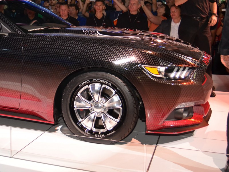 2015 Ford Mustang KING COBRA Is 625HP Factory-Parts Upgrade List 6