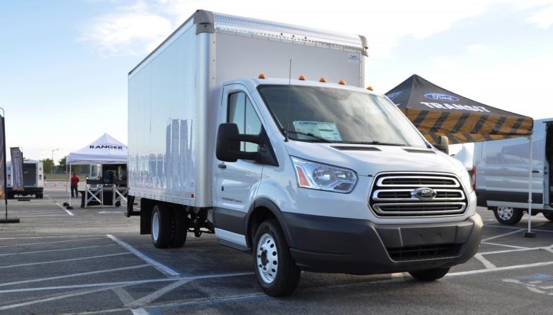 2015 Ford Transit Upfits 47