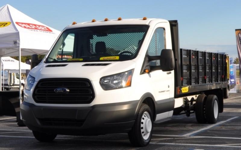 2015 Ford Transit Upfits 62