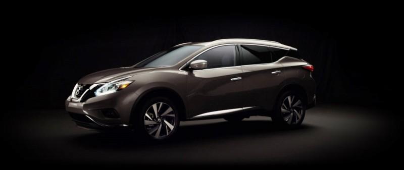 2015 Nissan Murano Java Metallic 1