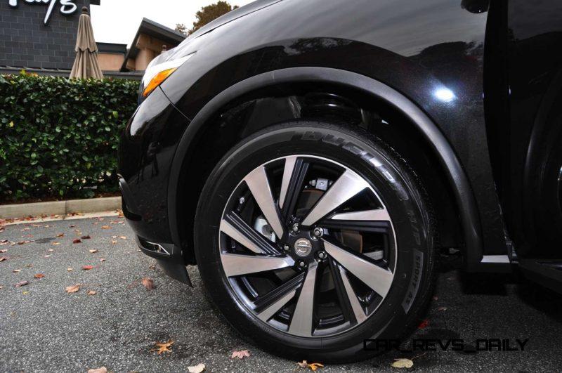2015 Nissan Murano Platinum AWD 105