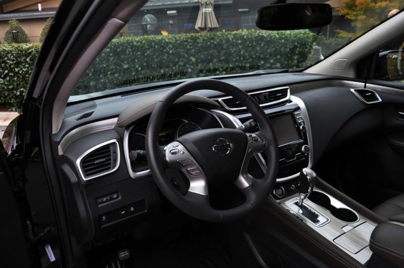 2015 Nissan Murano Platinum AWD 122