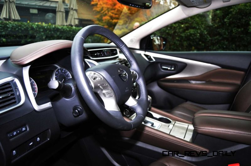 2015 Nissan Murano Platinum AWD 123