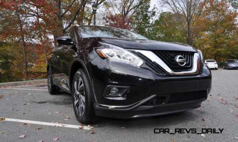 2015 Nissan Murano Platinum AWD 19