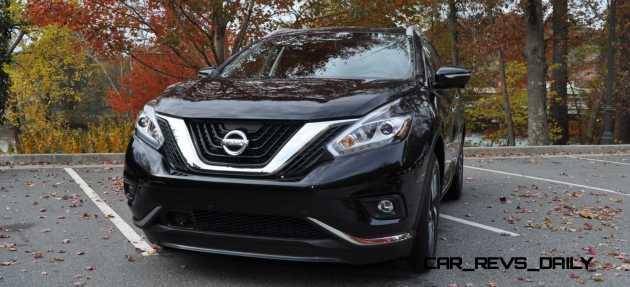 2015 Nissan Murano Platinum AWD 23
