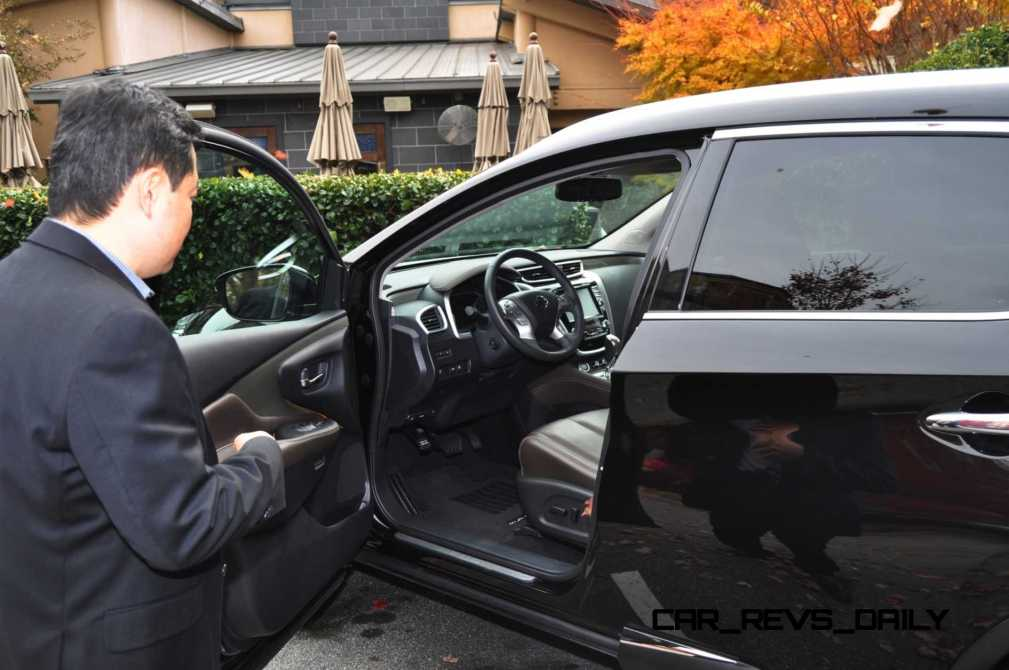 2015 Nissan Murano Platinum AWD 50