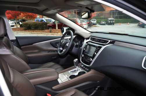 2015 Nissan Murano Platinum AWD 59