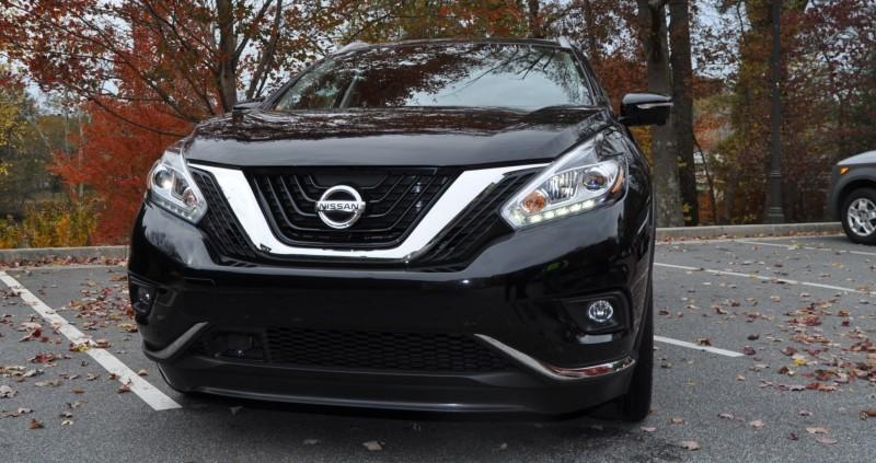 2015 Nissan Murano Platinum AWD 69