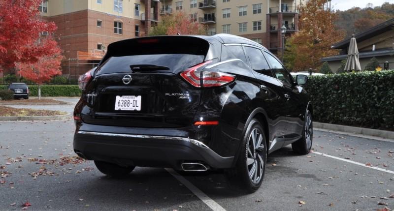 2015 Nissan Murano Platinum AWD 9
