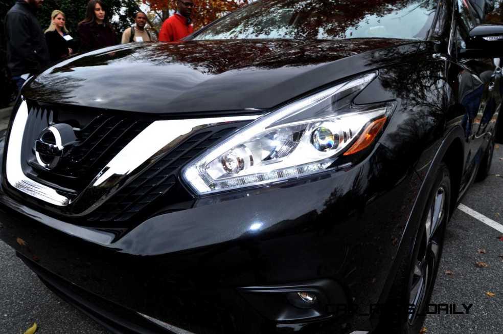 2015 Nissan Murano Platinum AWD 95