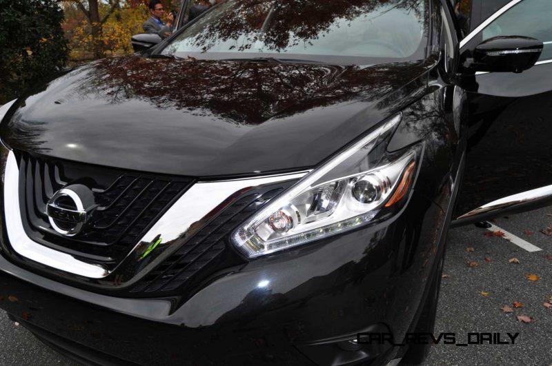 2015 Nissan Murano Platinum AWD 97