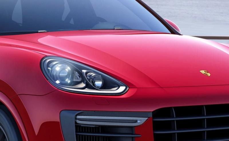 2015 Porsche Cayenne GTS 3