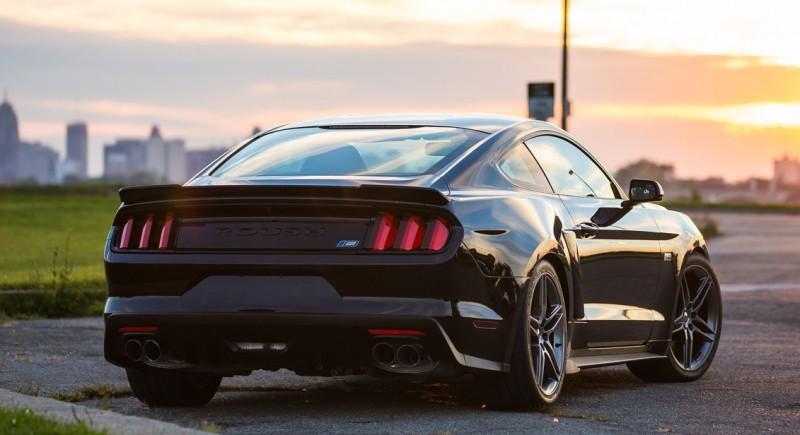 2015 ROUSH Mustang 11