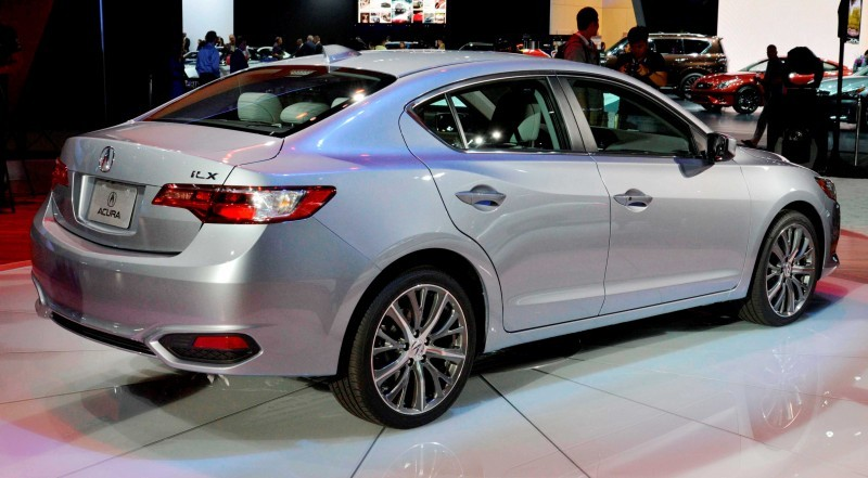 2016 Acura ILX Adds Power, Excellent 8-Speed Twin-Clutch Automatic and Classy LED Headlamps 2