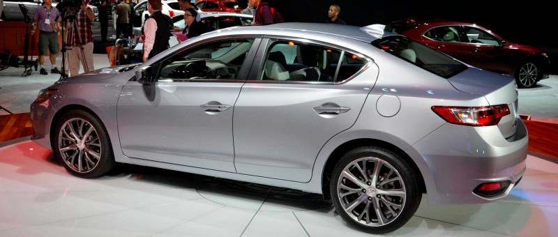 2016 Acura ILX Adds Power, Excellent 8-Speed Twin-Clutch Automatic and Classy LED Headlamps 3