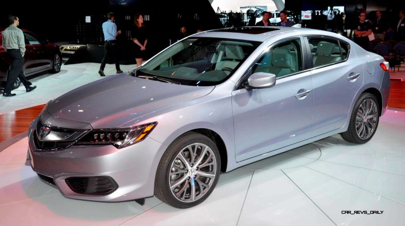 2016 Acura ILX Adds Power, Excellent 8-Speed Twin-Clutch Automatic and Classy LED Headlamps 4