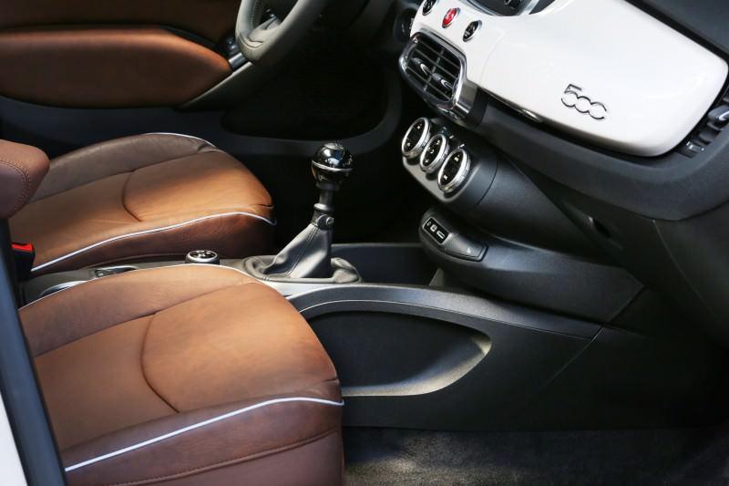 2016 Fiat 500X 4