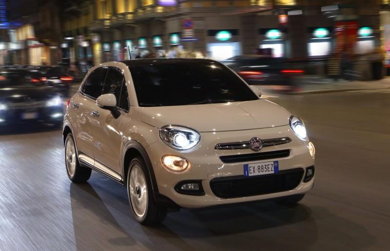 2016 Fiat 500X Lounge 49