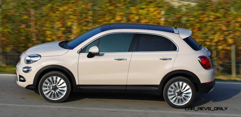 2016 Fiat 500X Lounge 57