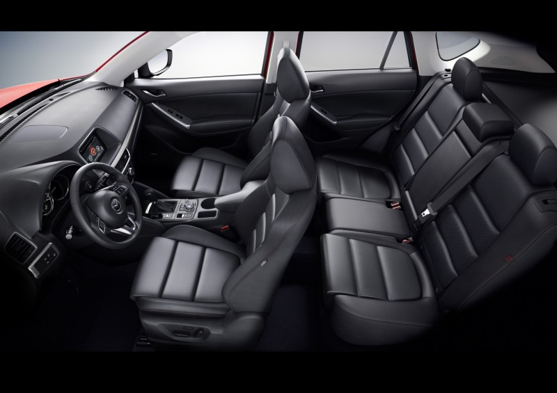 2016 Mazda CX-5 41