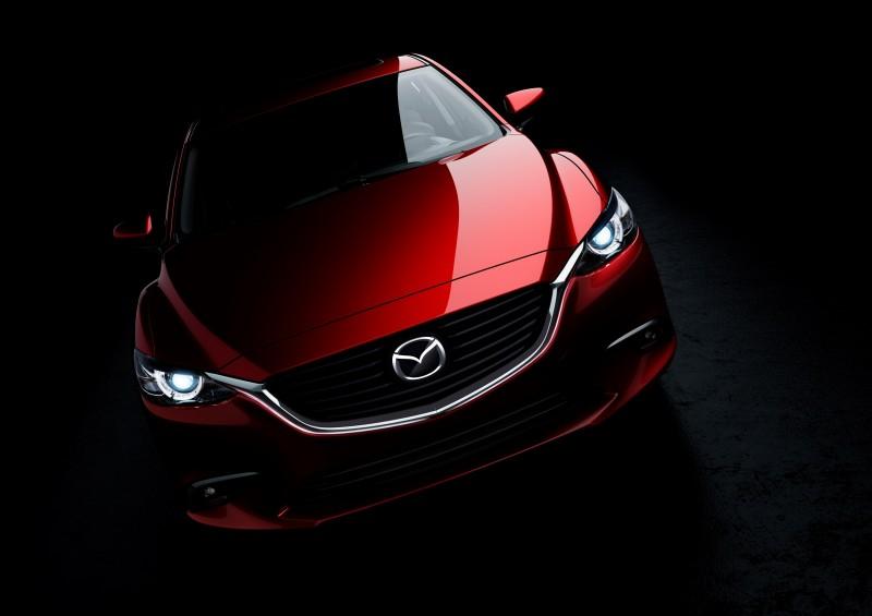 2016 Mazda6 Exterior 43