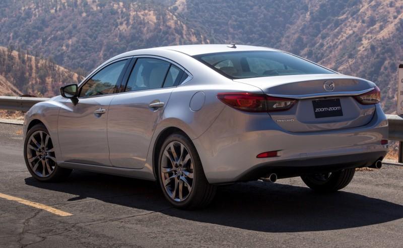 2016 Mazda6 Exterior 5