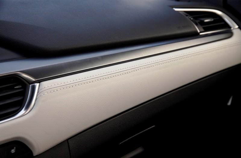 2016 Mazda6 Interior 8