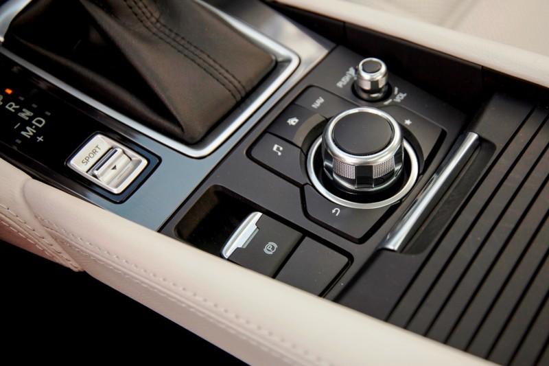 2016 Mazda6 Interior 9