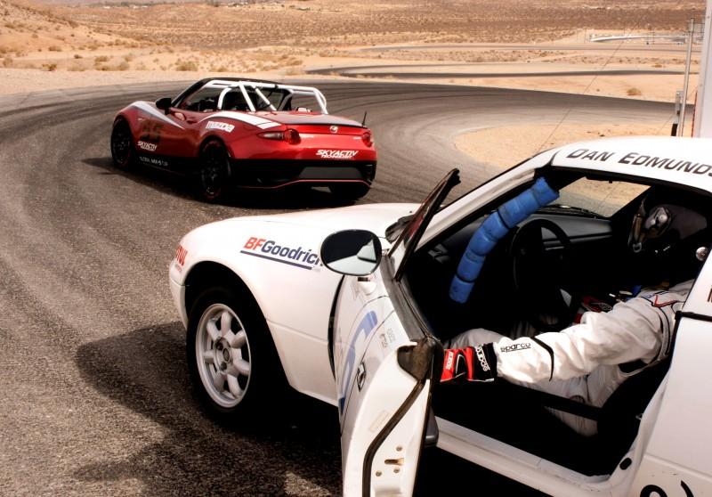 2016 MazdaSpeed MX-5 Racecar 11
