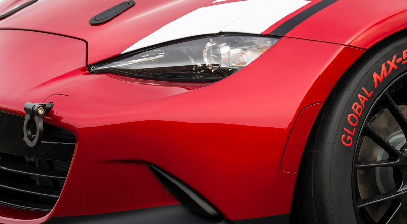 2016 MazdaSpeed MX-5 Racecar 12