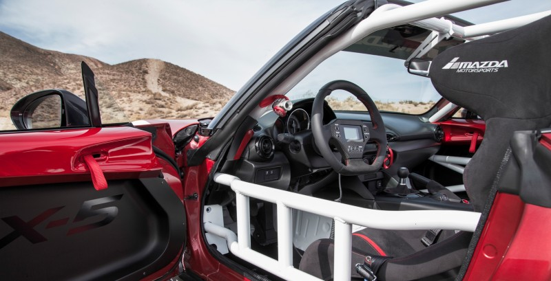 2016 MazdaSpeed MX-5 Racecar 20