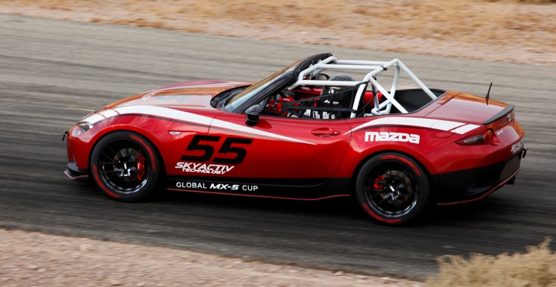 2016 MazdaSpeed MX-5 Racecar 28