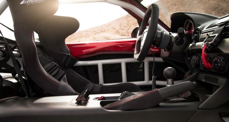 2016 MazdaSpeed MX-5 Racecar 6