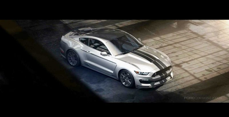 2016 Shelby GT350 15