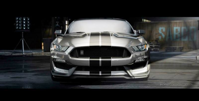 2016 Shelby GT350 20