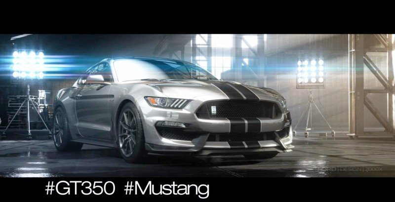 2016 Shelby GT350 24