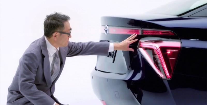 2016 Toyota Mirai 38