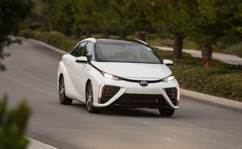 2016 Toyota Mirai 51