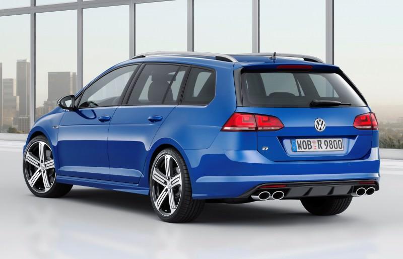 2016 Volkswagen Golf R Sportwagen 15